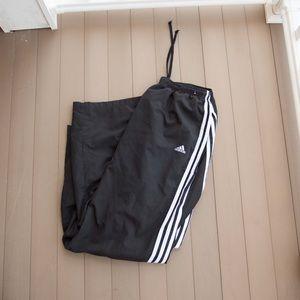 Adidas three stripe pants (men's)